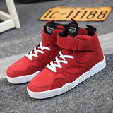 Men's High Top Ankle Boots - TrendSettingFashions