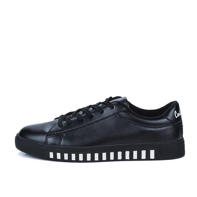 Men's Low Top Designer Lace Up's - TrendSettingFashions