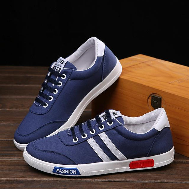 Men's Fashion Canvas Shoe - TrendSettingFashions