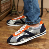 Men Camouflage Casual Shoes - TrendSettingFashions