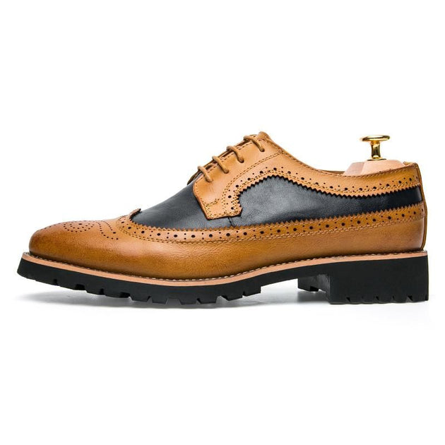 Men's England Designer Oxfords - TrendSettingFashions