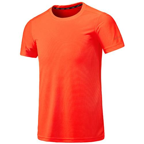 Men's Solid Tee Up To 8XL - TrendSettingFashions
