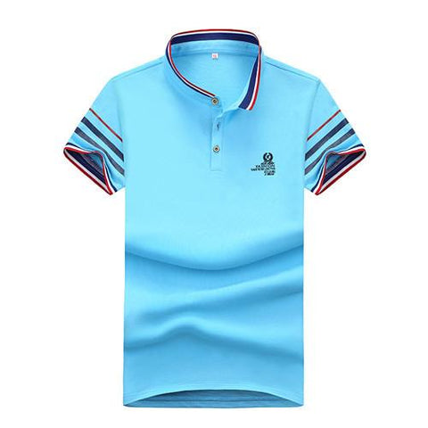Men's Classic Breathable Polo