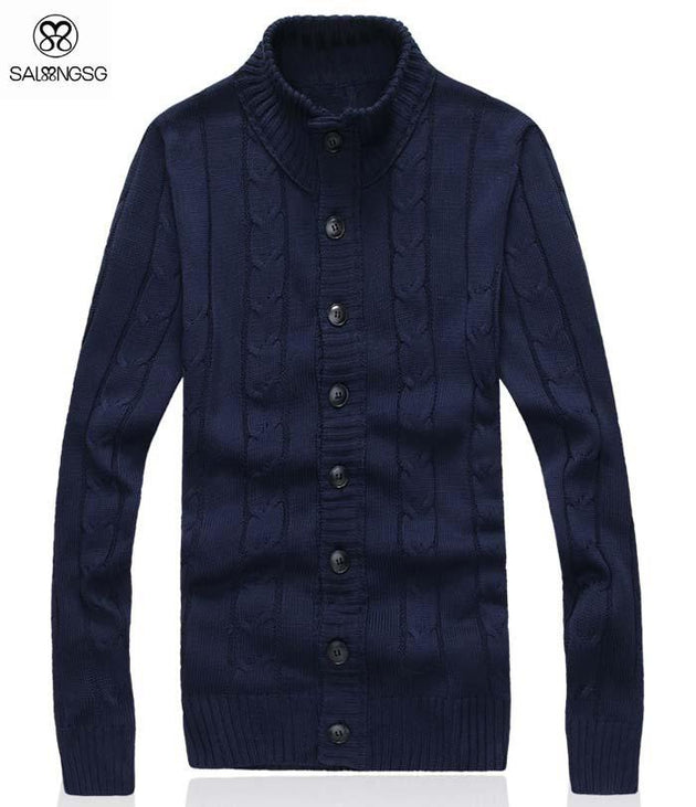 Men's Wool Fashion Sweater - TrendSettingFashions