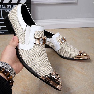 Men's Luxury Dress Shoe Up To Size 12