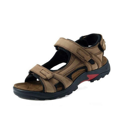 Men's Velcro Sandals Up To Size 14 - TrendSettingFashions