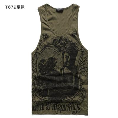 Men's Elephant Print Tank - TrendSettingFashions