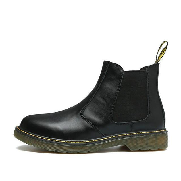 Men's Slip On Ankle Boots Up To Size 12 - TrendSettingFashions