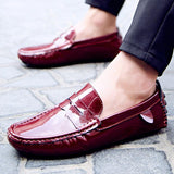 Men's Penny Loafers Up To Size 11 In 4 Colors - TrendSettingFashions