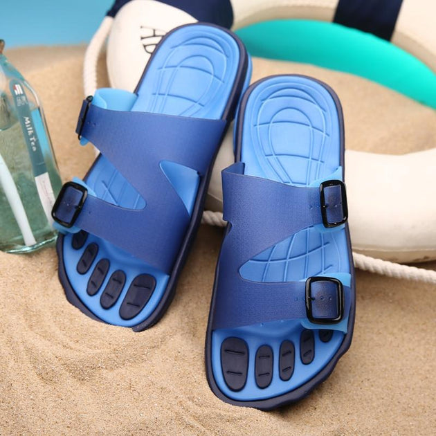 Men's Beach Side Sandals - TrendSettingFashions