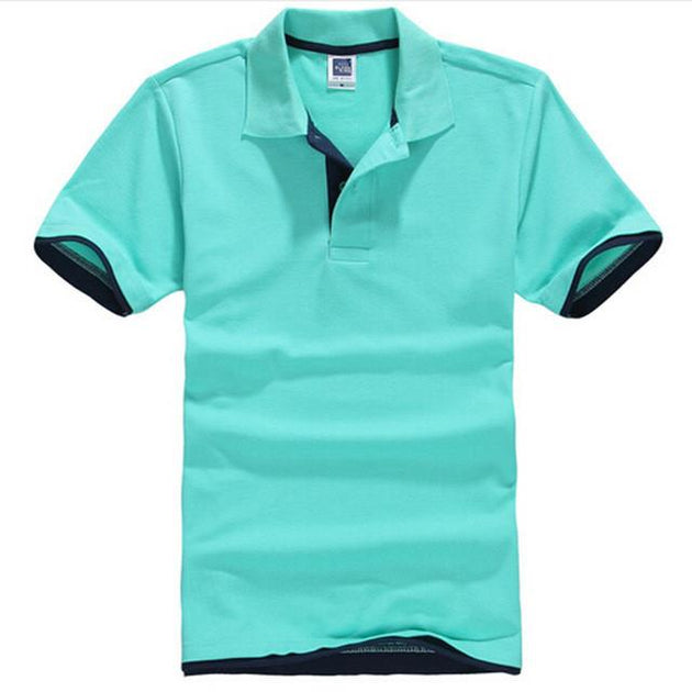 Men's Polo With 12 Colors - TrendSettingFashions