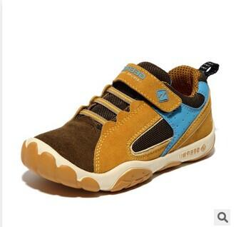 Kids Leather Style Sneakers - TrendSettingFashions