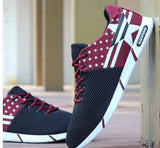 Men's Star Walker Trainers - TrendSettingFashions