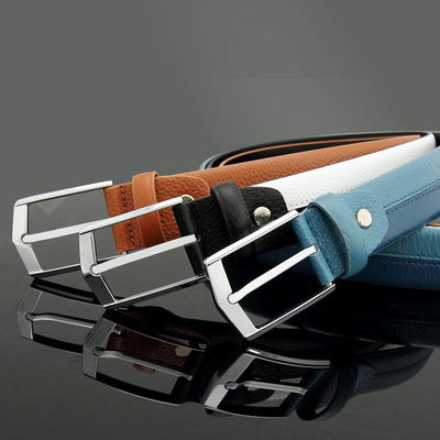 Men's Fashion Pin Buckle Belt - TrendSettingFashions