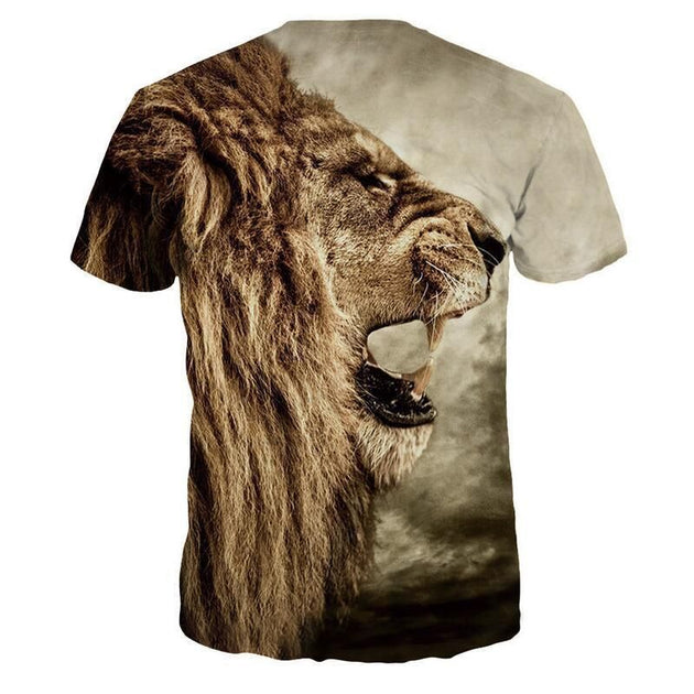 Men's I Am A Tiger T-Shirt - TrendSettingFashions   - 2