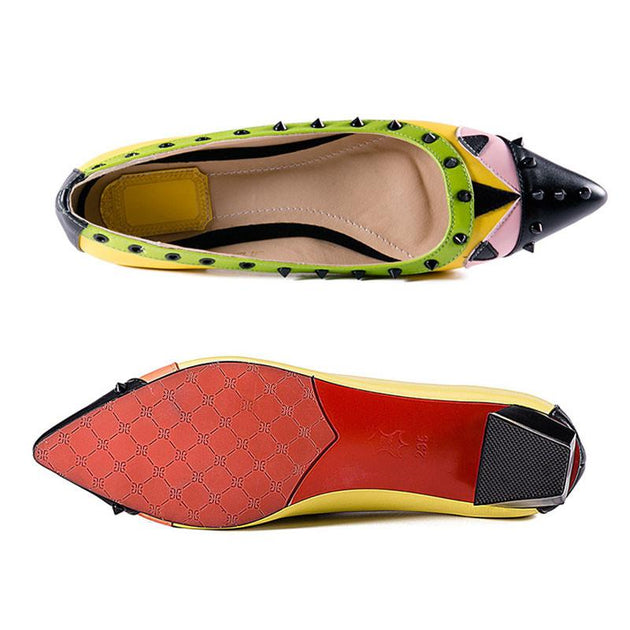 Luxury Fashion Flats - TrendSettingFashions