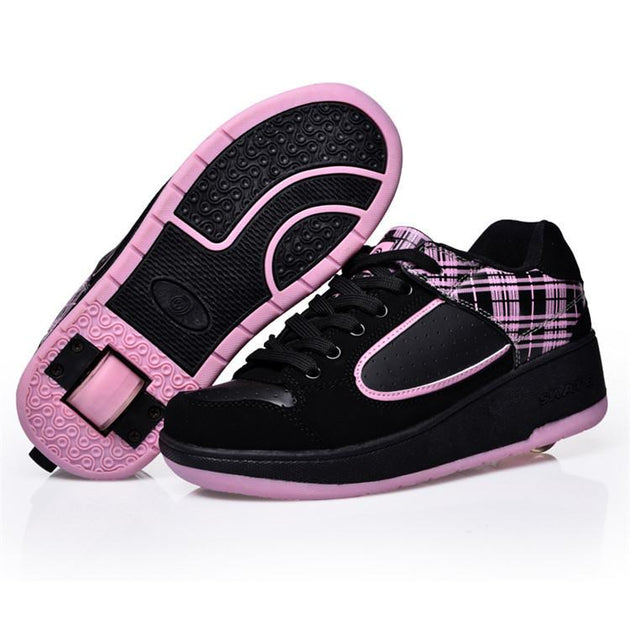 Kids Heel Roller Skate Shoes Multi Colors - TrendSettingFashions