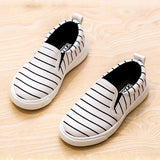 Kid's Fashion Striped Loafers - TrendSettingFashions