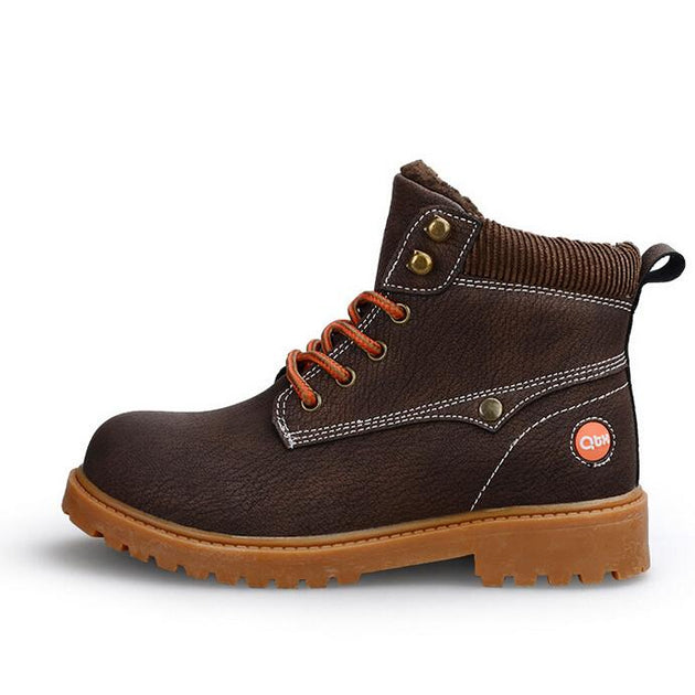 Kids Work Boots - TrendSettingFashions