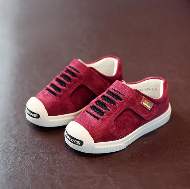 Kids Comfortable Casual Sneakers - TrendSettingFashions