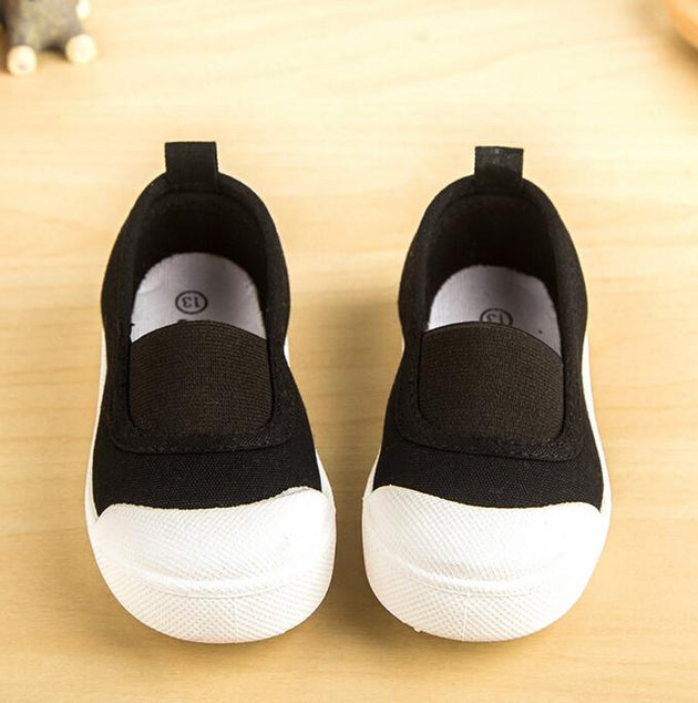 Kids Breathable Canvas Shoes - TrendSettingFashions