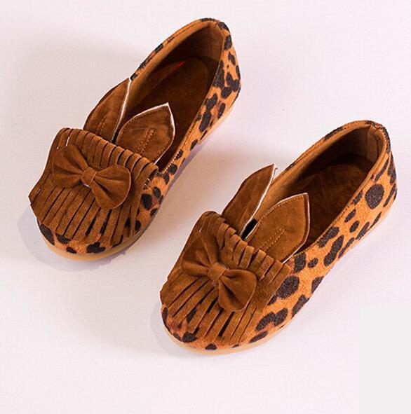 Children's Rabbit Ear Flats - TrendSettingFashions