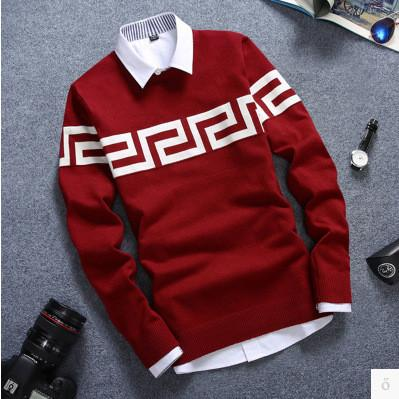 Men's Pullover Sweater - TrendSettingFashions