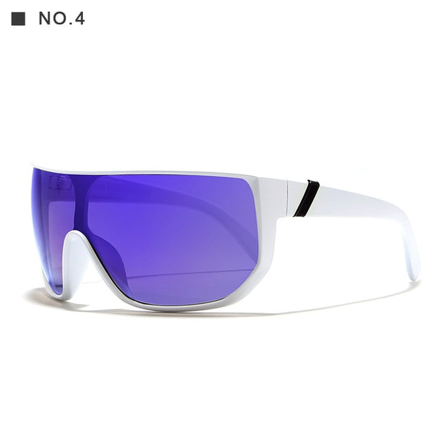Men's Oversized 80's Style Sunglasses - TrendSettingFashions
