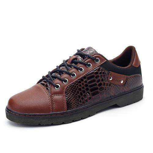 Men's Vintage Fashion Oxfords - TrendSettingFashions