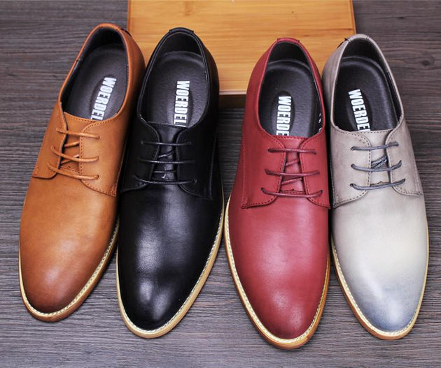 Men's Casual Dress Shoe - TrendSettingFashions
