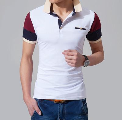 Men's Summer Polo Up To 5XL - TrendSettingFashions