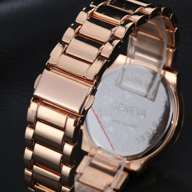 Women's Sleek Watch with 3 Colors - TrendSettingFashions