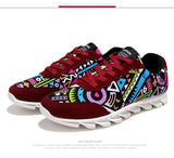 Men's Fashion Multi Colored Shoes - TrendSettingFashions