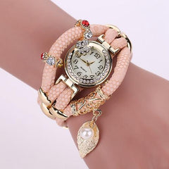 Women's Feather Wide Fashion Watch In 5 Colors! - TrendSettingFashions   - 4