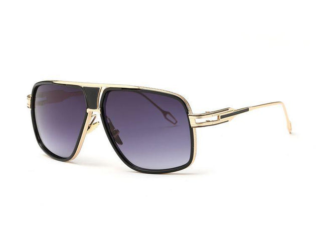 Big Frame Hollywood Style Men's Sunglasses - TrendSettingFashions