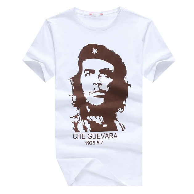 CHE GUEVARA Short Sleeve T-Shirt - TrendSettingFashions