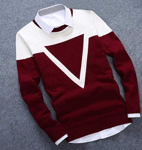 Men's Casual Pullover