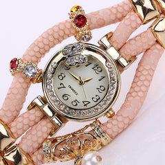 Women's Feather Wide Fashion Watch In 5 Colors! - TrendSettingFashions   - 3
