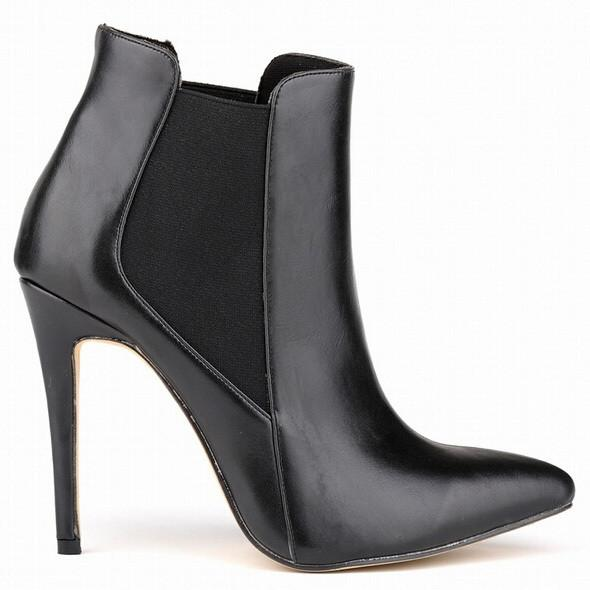 Women's Sexy Pointed Toe High Stiletto Platform Heels In 5 colors! - TrendSettingFashions