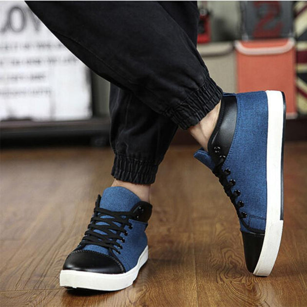 Fashion Retro Canvas Sneakers - TrendSettingFashions