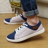 Men's Fashion Vulcanized Shoes - TrendSettingFashions