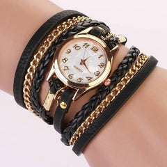 Hot Vintage Women's Bracelet Watch With 11 Colors! - TrendSettingFashions   - 4