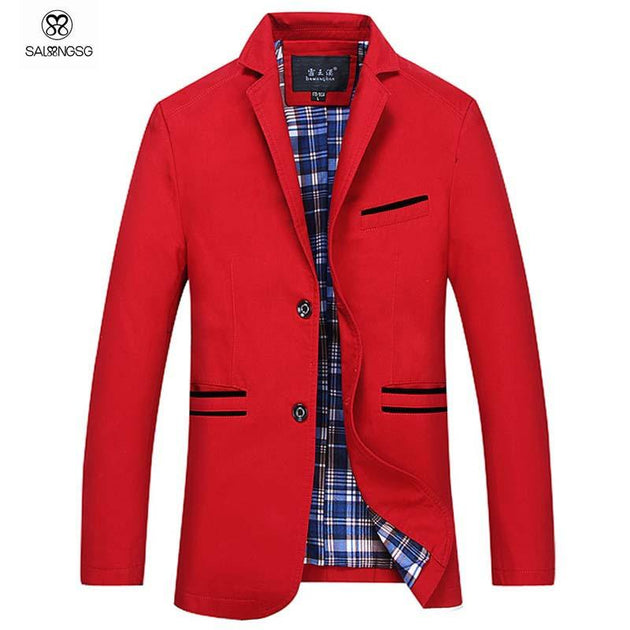Men's Large Style Blazer Up to 3XL-8XL - TrendSettingFashions