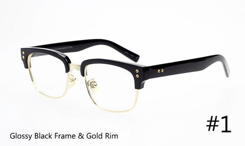 Men's Vintage Fashion Glasses