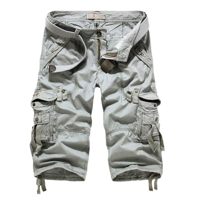 Men's Multi Pocket Cargo Shorts - TrendSettingFashions