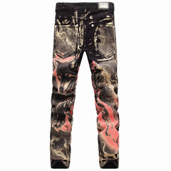 Men's Denim Fire Me Up Jeans - TrendSettingFashions   - 5