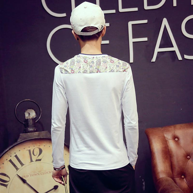 Men's Fashion V-Neck - TrendSettingFashions