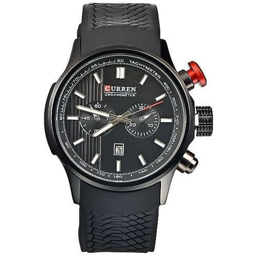Men's Analog Fashion Watch - TrendSettingFashions