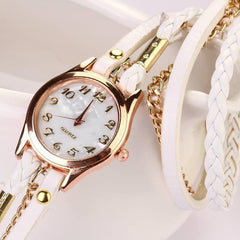 Hot Vintage Women's Bracelet Watch With 11 Colors! - TrendSettingFashions   - 9