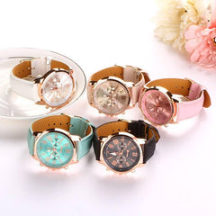 Women's Fashion Watch with 8 Colors - TrendSettingFashions   - 1